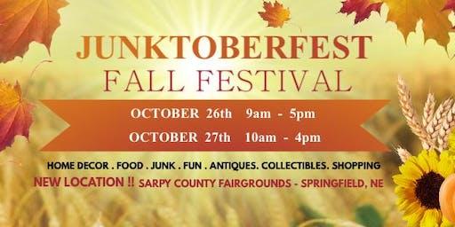Junktoberfest - Fall Festival