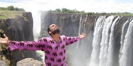 Meet the man inspired by Gandhi to walk around the world: Nitin Sonaware tickets