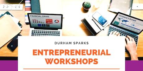 SPARKS Entrepreneurial Workshops - November tickets