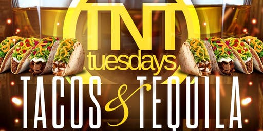 TACOS & TEQUILA TUESDAY: HENNY + WINGS EDITION ($5 TIL 9PM)