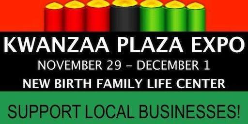 Kwanzaa Plaza Expo (Black Friday Weekend)