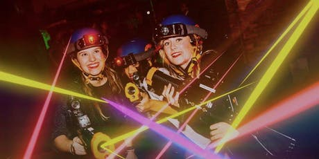 24H Oost: Laser Gaming! tickets