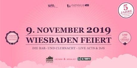 Wiesbaden feiert Tickets