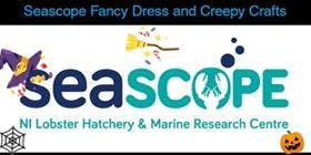 Seascope Lobster Hatchery ~  Fancy Dress and Creepy Crafts