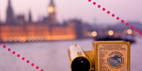 Hansard Debates through a Telescope: Digital Parliamentary Records tickets