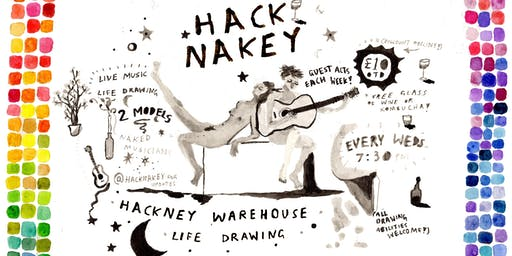 Hackney Warehouse Life Drawing
