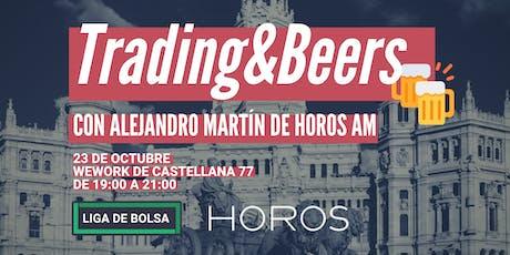 Trading&Beers Octubre, Invertir en China a través de Hong Kong entradas