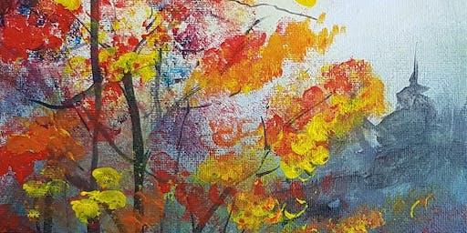 Sip & Paint with Sharon: BYOB