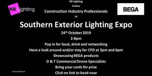 Southern Exterior Lighting Expo- Showcasing BEGA products