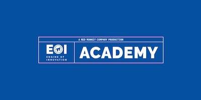 EOI Master Class & Programma
