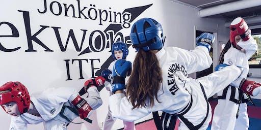 Wintercamp II 2020 Taekwon-Do ITF