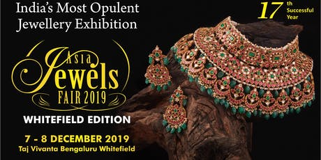 Asia Jewels Fair-Whitefield Edition tickets
