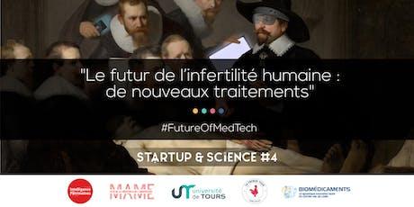 Startup & Science #4 billets