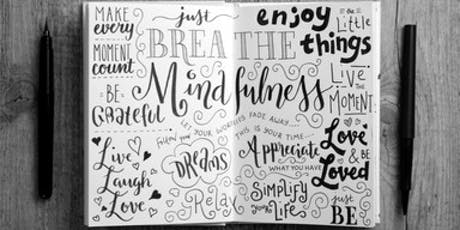 Mindfulness Session w/lunch tickets