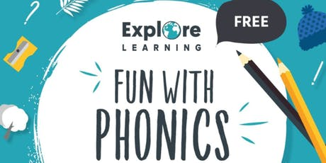 Fun with Phonics Free Workshop Ages 4-6 at John Lewis & Partners Cheltenham tickets