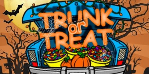 ILYMC Trunk or Treat Fundraiser