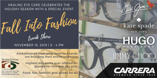Fall Into Fashion 2019 Frame Showcase