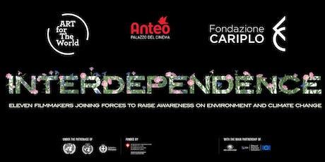 INTERDEPENDENCE - prima proiezione milanese biglietti
