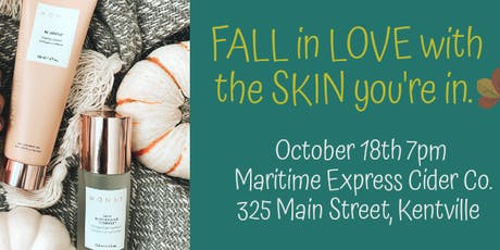 Fall in Love with the Skin You're in tickets