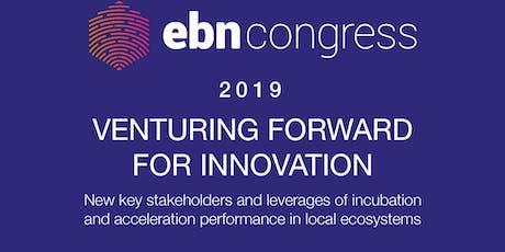 EBN Congress 2019 biglietti