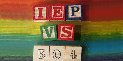 What is the Difference Between an 504 & IEP?