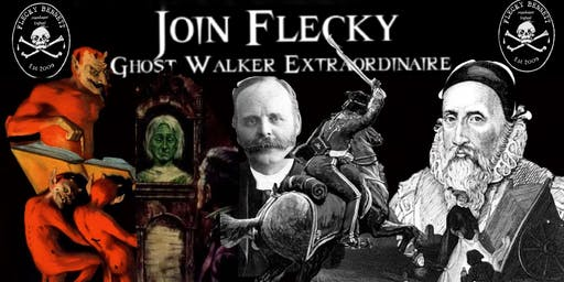 "Flecky Bennett's The ""Original"" Manchester Ghost Walk 2019"