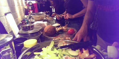 Foodtober19: A Meal Among Friends: An Evening of Cooking and Culture OCT 24 tickets