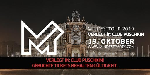Mindestparty in Dresden