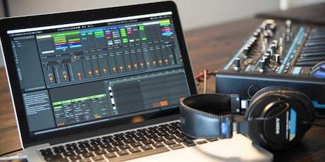 Workshop Ableton Live: il tocco della musica biglietti