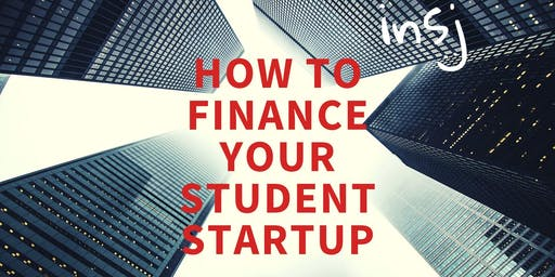 Insj at OsloMet: How to Finance your student startup