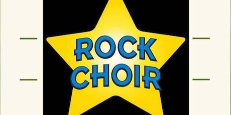Rock Choir concert for Halton Haven Hospice tickets