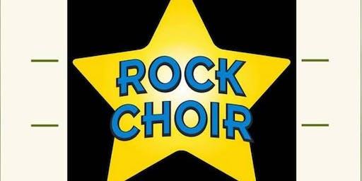 Rock Choir concert for Halton Haven Hospice