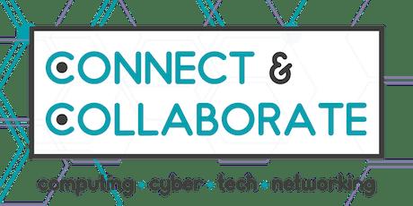 Connect and Collaborate // Cysylltu Cydweithio tickets