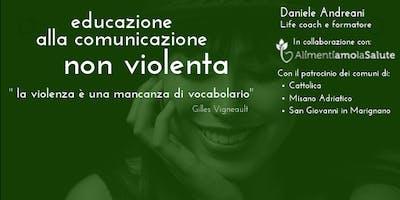 """""""Educazione alla comunicazione non violenta"""""""