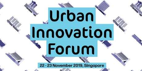 Urban Innovation Forum (UIF) tickets