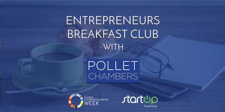 November Entrepreneurs Breakfast, sponsored by Pollet Chambers tickets