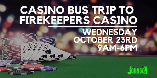 Casino Bus Trip To Firekeepers Casino