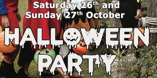 Spooktacular Halloween Event at Peter Green Furnishers