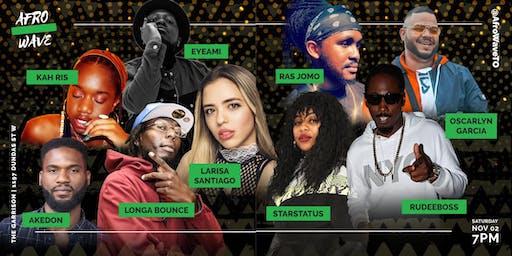 AfroWave  November Showcase