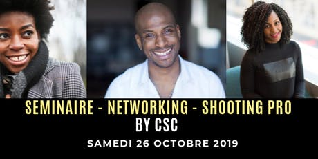 SHOOTING PHOTOS PROFESSIONNELLES & SÉMINAIRE  BY CSC tickets
