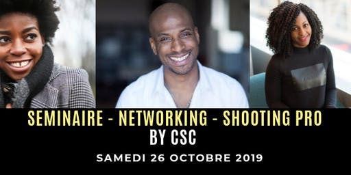 SHOOTING PHOTOS PROFESSIONNELLES & SÉMINAIRE  BY CSC
