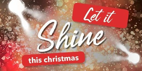 Let it Shine - This Christmas biglietti