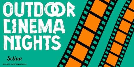 Outdoor Cinema Night Tickets