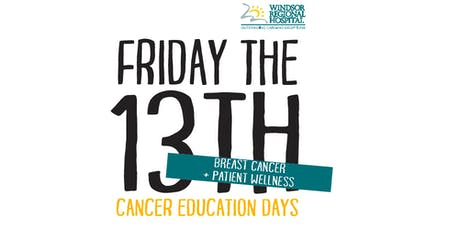 Cancer Education Day: Breast Cancer & Patient Wellness tickets