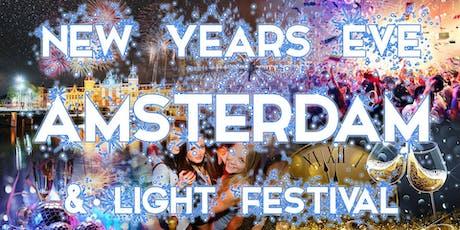 Réveillon Nouvel An & Light Festival in Amsterdam 2019 tickets