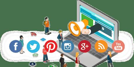 Social Media Training .... Sábado 19 de Octubre Módulo # 7 entradas