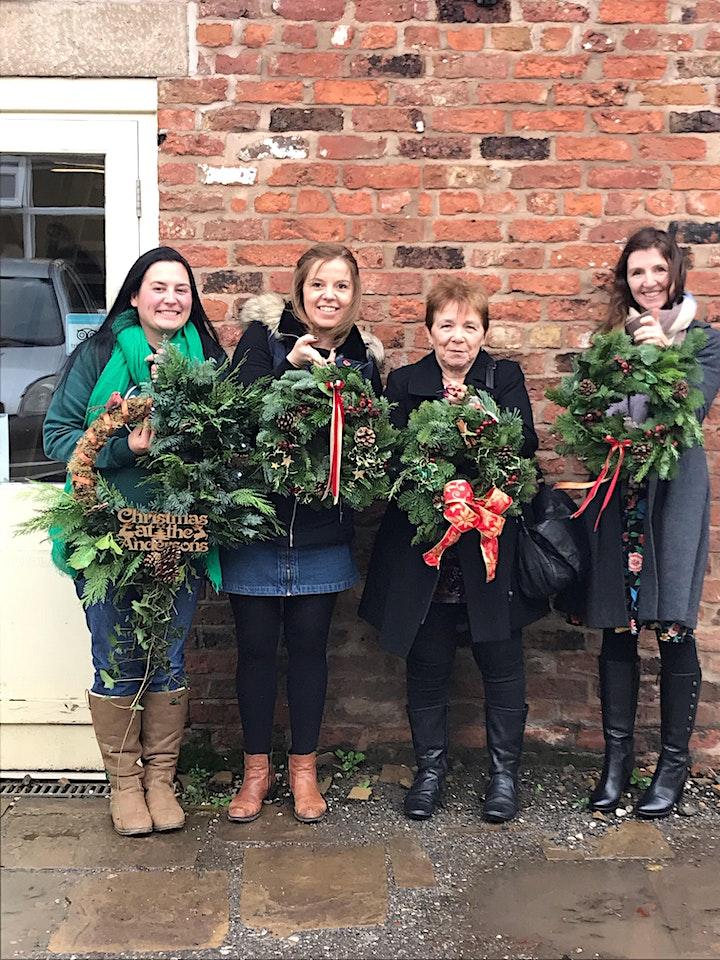 Winter Wreath Workshop image