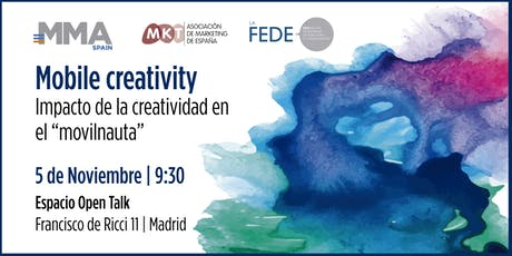Mobile Creativity ns entradas