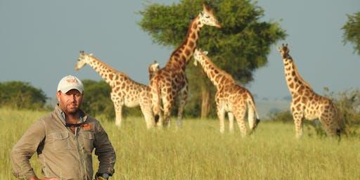 Julian Fennessy: Saving Africa's Giraffe – A Tall Story!