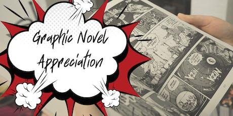Graphic Novel Appreciation tickets
